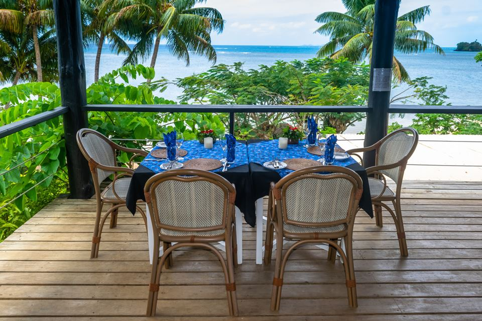 The Best Place to Dine on Taveuni