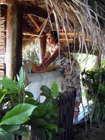 Fijian Massage at Coconut Grove, Taveuni