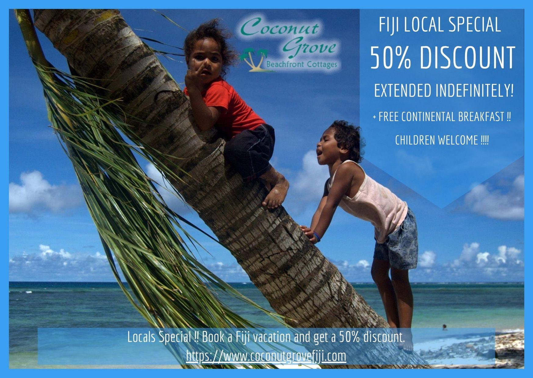 Fiji Festive Special Christmas 2020