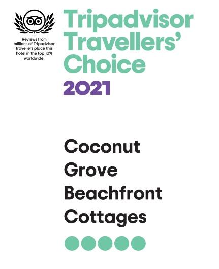 Tripadvisor Fiji Travellers Choice Awards 2021